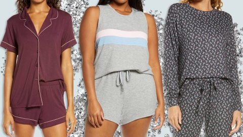 BRB, Shopping All The Cozy Sleepwear From Nordstrom's Anniversary Sale   StyleCaster