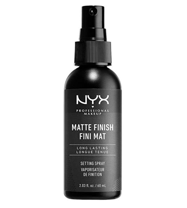 NYX PROFESSIONAL MAKEUP Spray fissante per il trucco