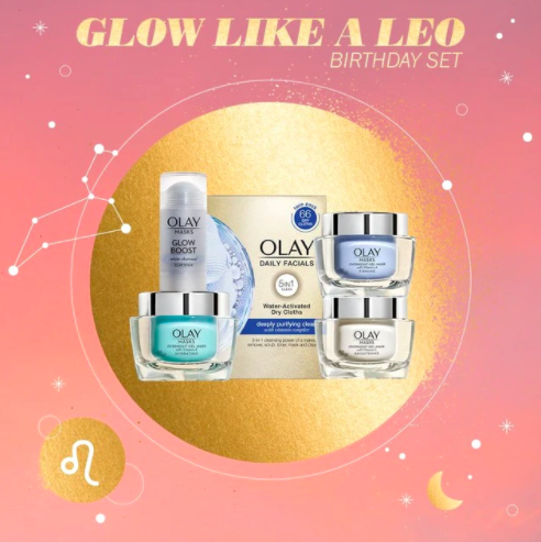 olay birthday set