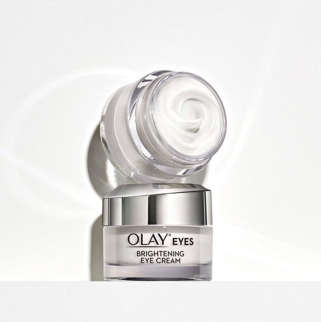 olay bright eyes