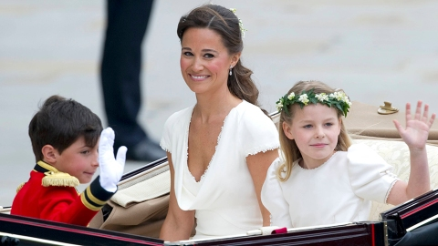 Why Pippa Middleton Didn't Want Meghan Markle at Her Wedding | StyleCaster
