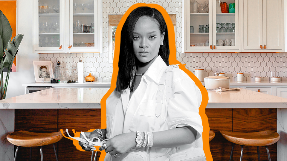 Is Rihanna Dropping Kitchen Utensils? Not An Album, But I'm Still Intrigued