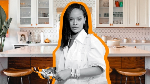 Is Rihanna Dropping Kitchen Utensils? Not An Album, But I'm Still Intrigued | StyleCaster