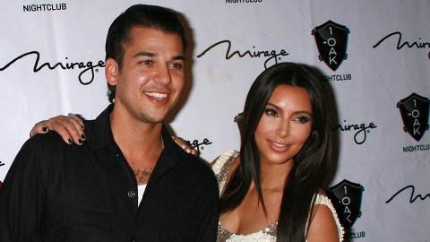 Rob Kardashian Just Trolled Kim Kardashian's Sexy Lingerie Photo & LOL | StyleCaster