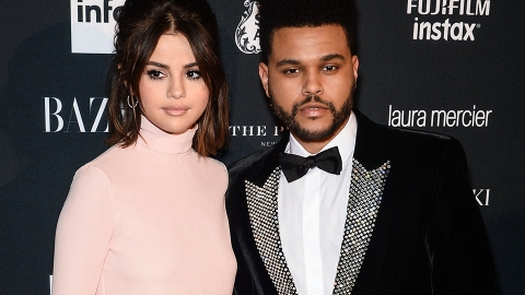 The Weeknd Says Writing Songs About His Breakup From Selena Gomez Was 'Cathartic' | StyleCaster