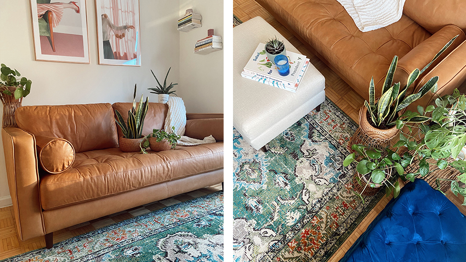 5 Apartment Decor Tips That Made My Small Space Look Bigger & Better