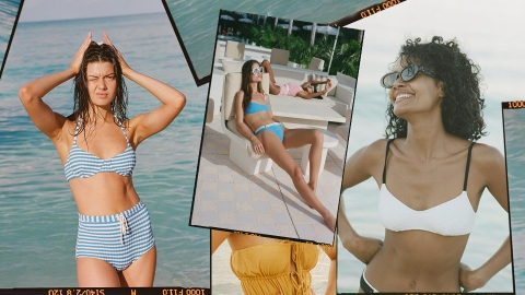 Solid & Striped's Swimsuit Sale Is So Good You'll Want Summer To Last Forever | StyleCaster