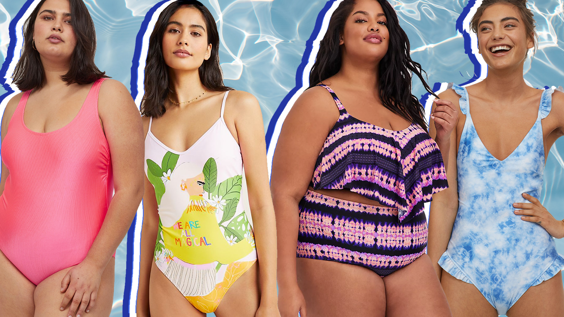 15 Swimsuits You Can Shop On Sale Before Summer Is Officially Over