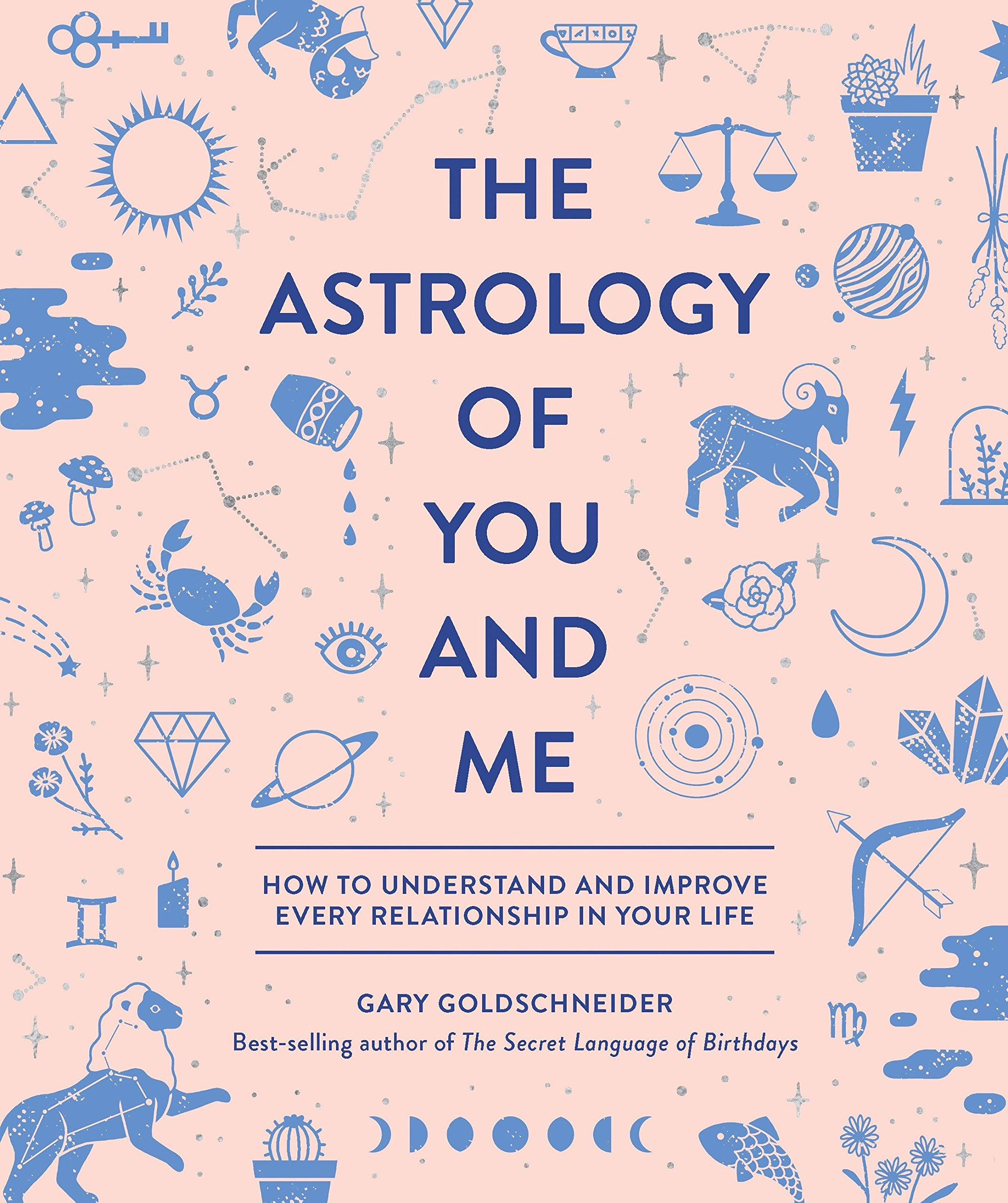 Astrology of You and Me Book Amazon