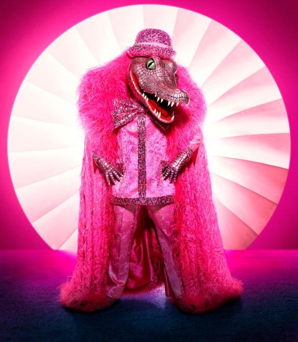 'The Masked Singer' Season 4: Crocodile