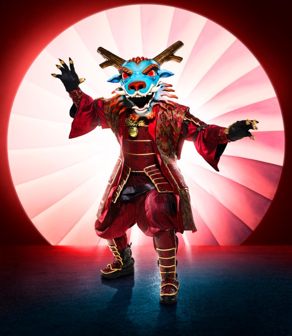 'The Masked Singer' Season 4: Dragon
