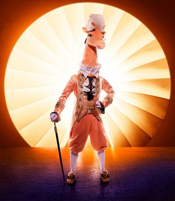 'The Masked Singer' Season 4: Giraffe