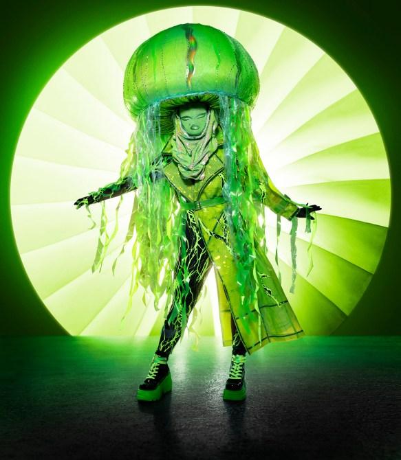 'The Masked Singer' Season 4: Jellyfish