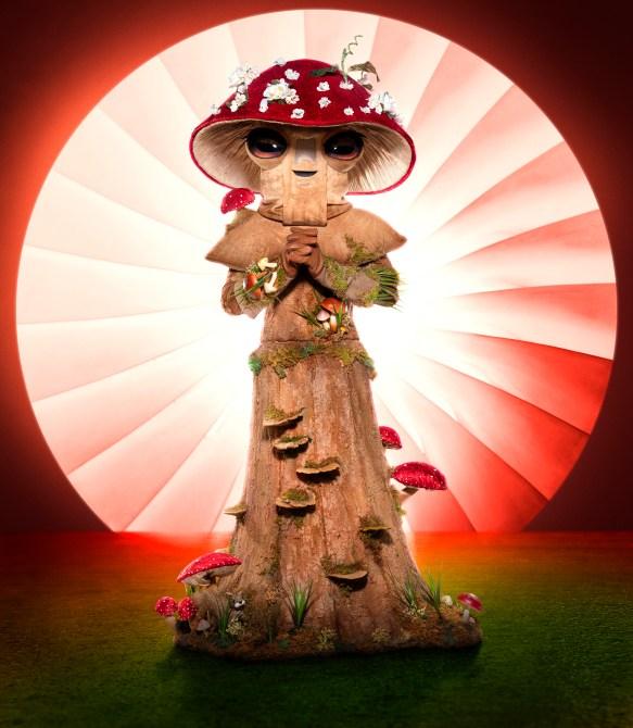 'The Masked Singer' Season 4: Mushroom