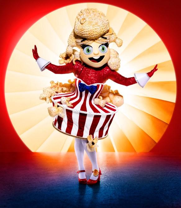 'The Masked Singer' Season 4: Popcorn