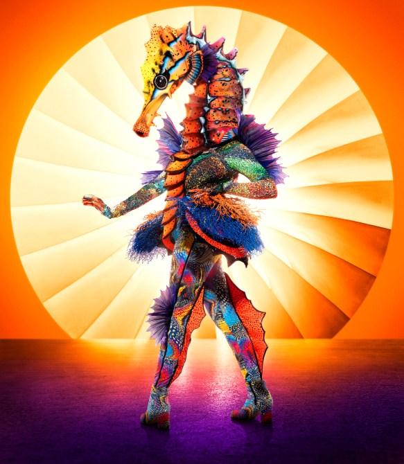'The Masked Singer' Season 4: Seahorse