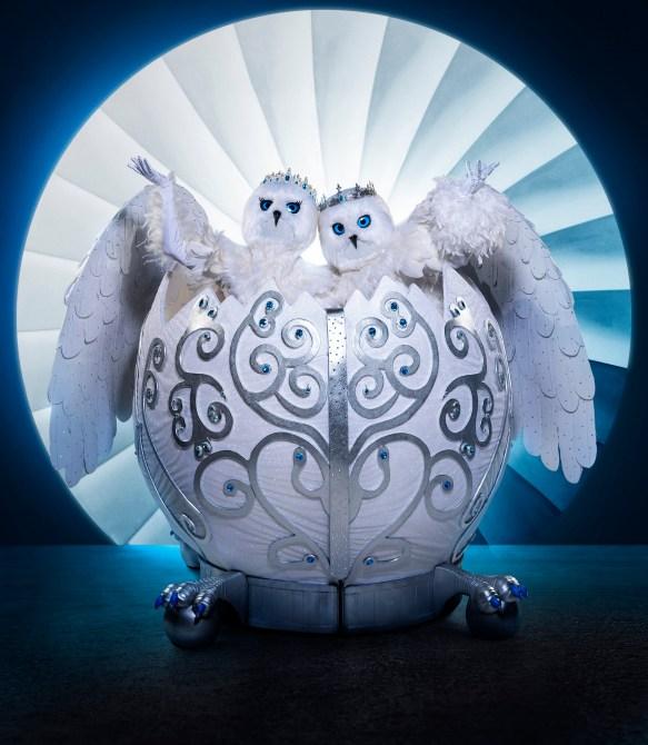 'The Masked Singer' Season 4: Snow Owl