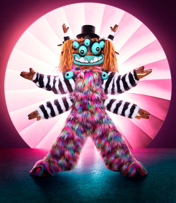 'The Masked Singer' Season 4: Squiggly