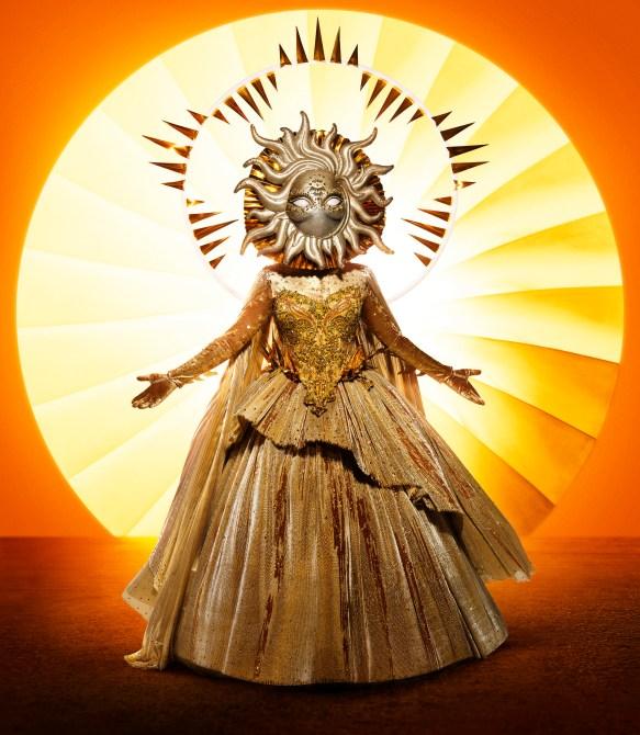 'The Masked Singer' Season 4: Sun