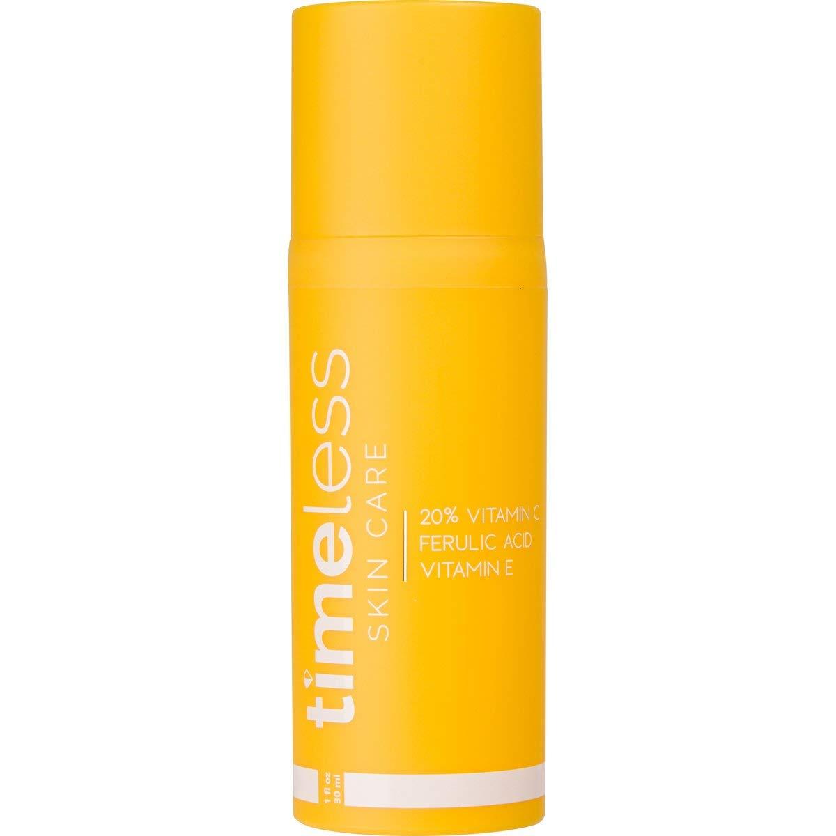 Timeless skincare vitamin c serum