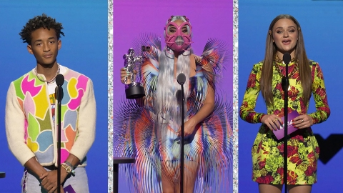 OK Wow, Everyone At The Video Music Awards Looks Incredible | StyleCaster