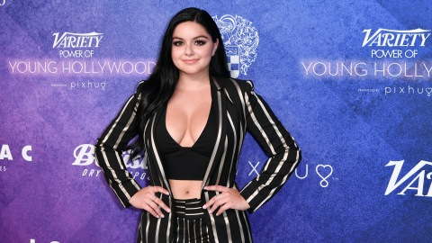 Ariel Winter's New Pastel-Colored Hair Is Actually Shocking | StyleCaster