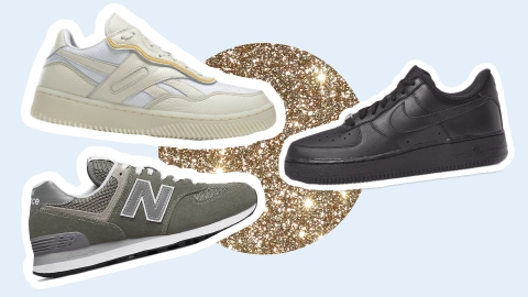 The Top Sneaker Trends Of 2021 To Replace Your Dirty White Air Force 1s | StyleCaster
