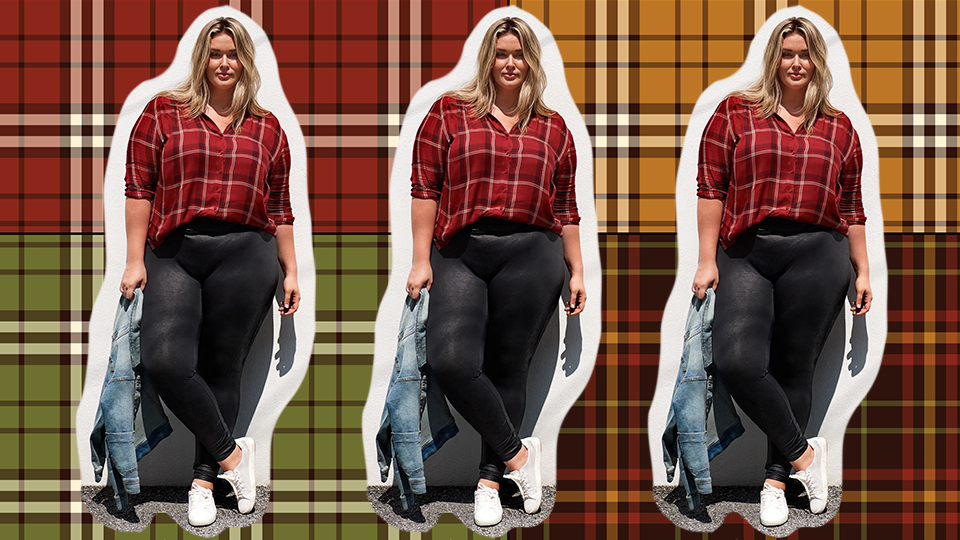 All Worthy's Fall Collection Includes Faux Leather Leggings & The Perfect Cozy Flannel