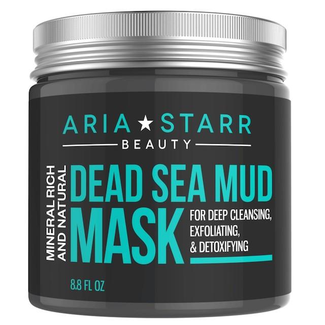 Maschera di fango del Mar Morto Aria Starr