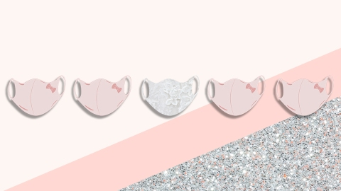 These Face Masks For Bachelorette Parties Will Have Your Group Looking Cute & Coordinated   StyleCaster