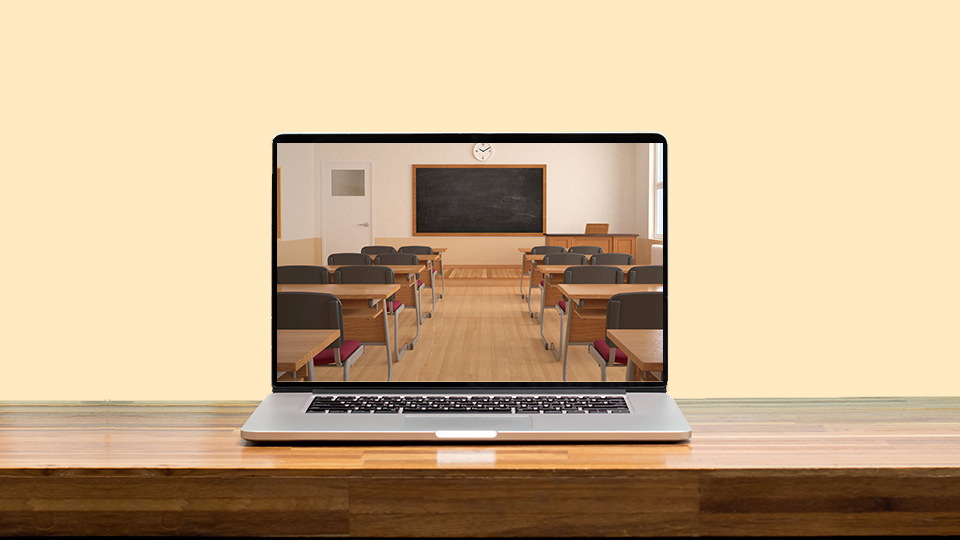 These School-Themed Zoom Backgrounds Make Online Classes Feel Way More Legit