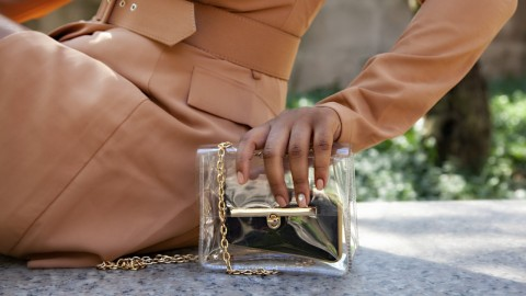Cute Clear Clutches That Make a Big Statement | StyleCaster