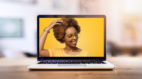 I'm an Old-Fashioned Millennial Discovering Natural Hair Vlogs for the First Time | StyleCaster