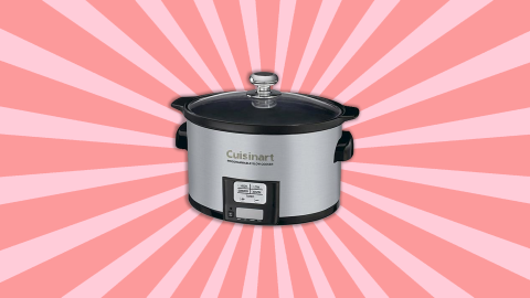Score One of These Top-Rated Slow Cookers To Help You Master Your Game Day Feast | StyleCaster