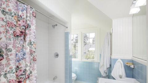 Stylish Shower Curtains for Your Bathroom | StyleCaster