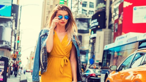 Breezy Wrap Dresses Are Closet Must-Haves | StyleCaster