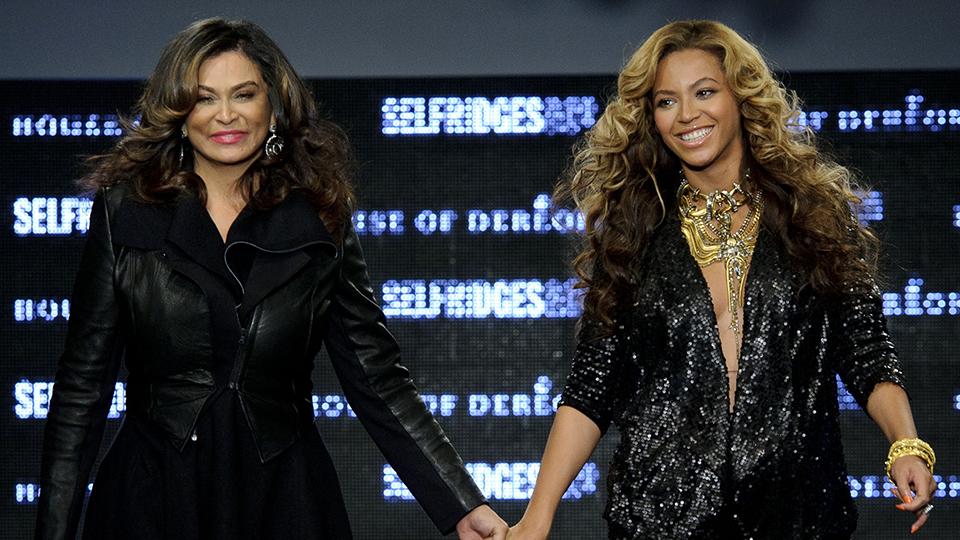 Beyonce, Tina Knowles
