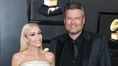 Blake Shelton & Gwen Stefani Just Moved into Their First Home Together With Her Sons | StyleCaster