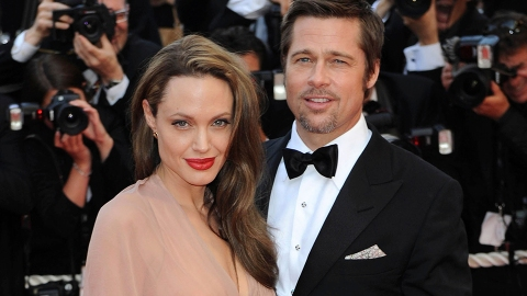 Brad Pitt's Girlfriend Just Responded to a Fan Asking Why She 'Hates' Angelina Jolie | StyleCaster