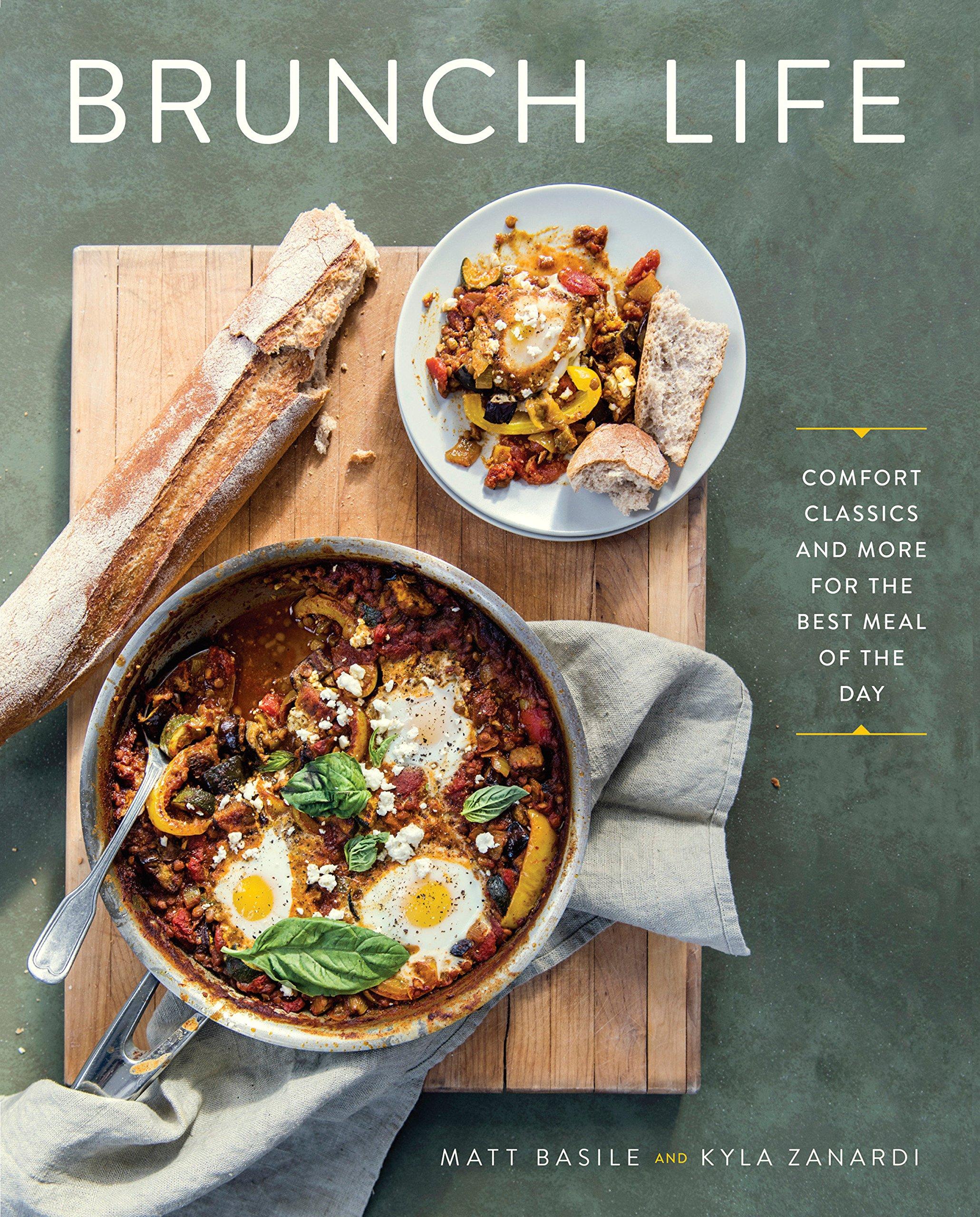 Brunch Life cookbook amazon