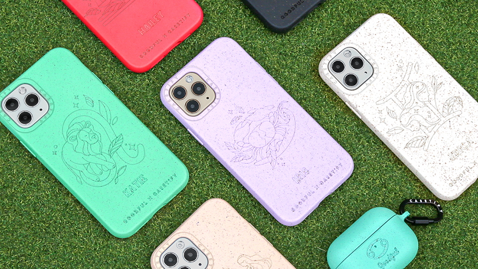 Casetify's New Zodiac Phone Cases Are Totally Eco-Friendly