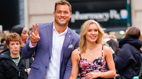 Colton Underwood's Harassing Texts to Cassie Randolph Revealed in Restraining Order Filing | StyleCaster