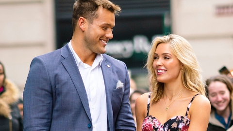 The Bachelor's Cassie Randolph Just Filed For a Restraining Order Against Colton Underwood | StyleCaster