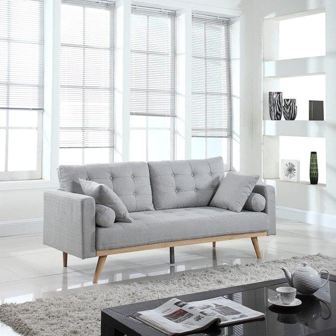 Divano loveseat couch amazon