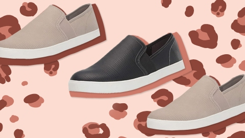 Reviewers Claim These Slip-Ons Are The Comfiest Sneakers Ever | StyleCaster