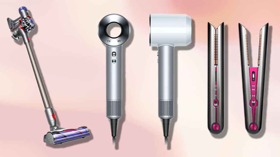 5 Must-Haves from Dyson that Are Seriously Worth the Money