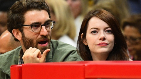 It's Official! Emma Stone Is Married After Her Secret Wedding With Dave McCary | StyleCaster