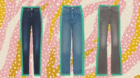 I Found The Perfect Jeans To Help Me Ease Back Into Wearing Real Clothes | StyleCaster