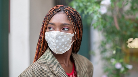 Reusable Face Masks With Filter Pockets To Shop Right Now | StyleCaster