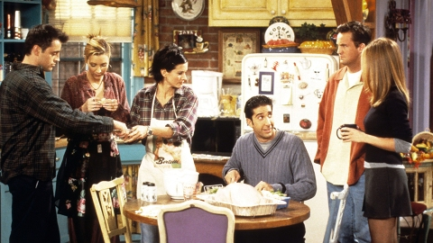 This 'Friends'-Themed Cookbook Is Perfect For Any Foodie 'Friends' Lover | StyleCaster